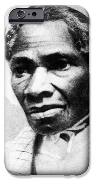 Reformer iPhone Cases - Sojourner Truth iPhone Case by Granger