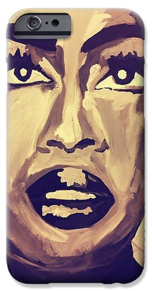 Soul Sister  IPhone 6 Case by Miriam Moran