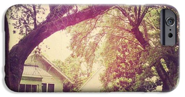House iPhone 6 Case - Southern Home #house  #coastalbeauty by Joan McCool