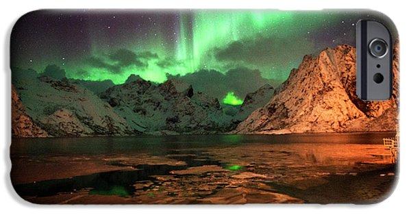 Spectacular Night In Lofoten 1 IPhone 6 Case
