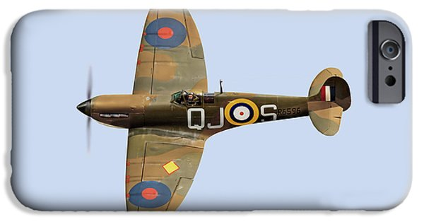 Spitfire Mk 1 R6596 Qj-s IPhone 6 Case