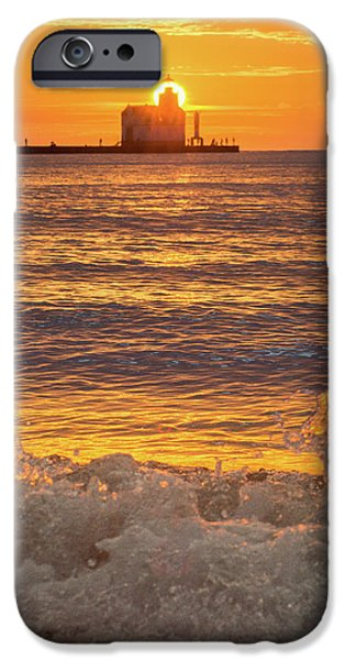 IPhone 6 Case featuring the photograph Splash Of Light by Bill Pevlor