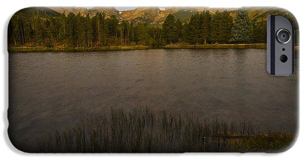 Sprague Lake IPhone 6 Case by Gary Lengyel