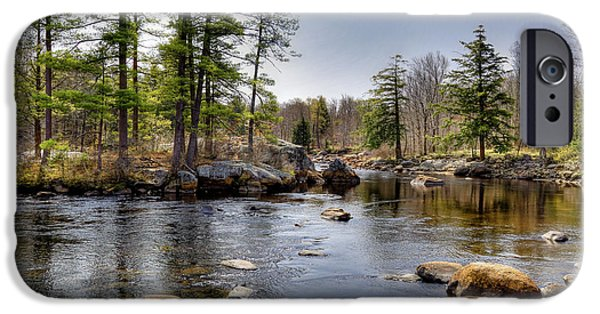 IPhone 6 Case featuring the photograph Spring Near Moose River Road by David Patterson