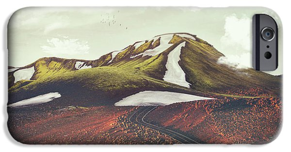 Landscapes iPhone 6 Case - Spring Thaw by Katherine Smit