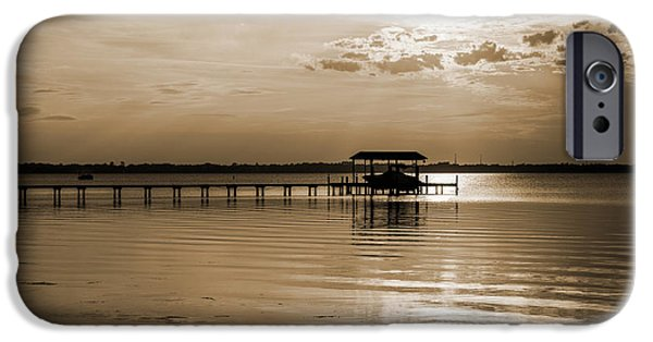 IPhone 6 Case featuring the photograph St. Johns River by Anthony Baatz