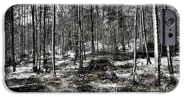 St Lawrence's Wood, Hartshill Hayes IPhone 6 Case