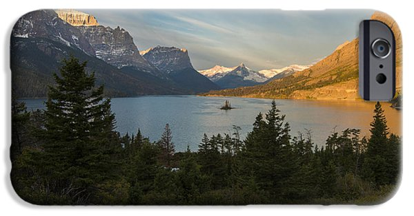 St. Mary Lake IPhone 6 Case