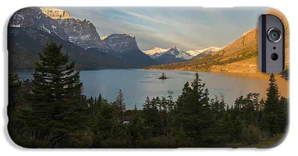 St. Mary Lake IPhone 6 Case by Gary Lengyel