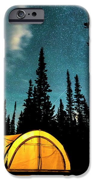 IPhone 6 Case featuring the photograph Star Camping by James BO Insogna