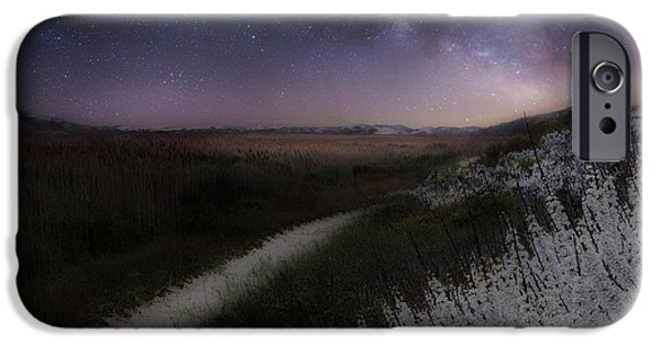 IPhone 6 Case featuring the photograph Star Flowers by Bill Wakeley