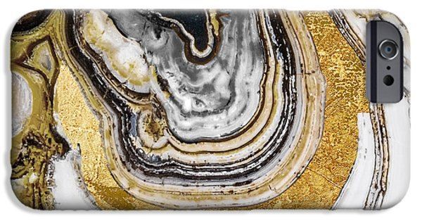 Abstract iPhone 6 Case - Stone Prose by Mindy Sommers