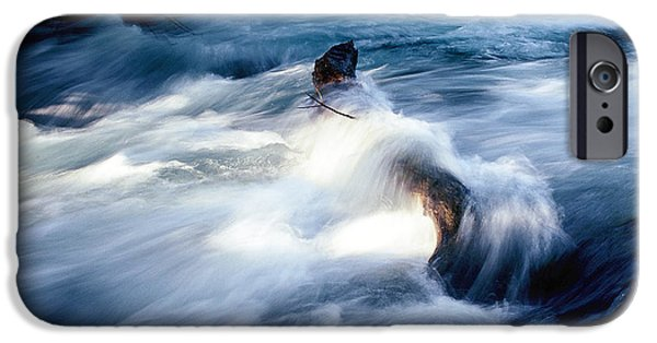 IPhone 6 Case featuring the photograph Stream 2 by Dubi Roman