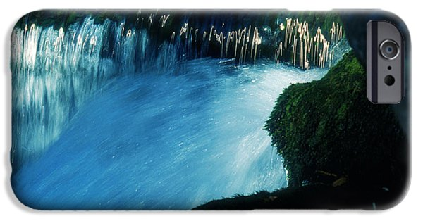 IPhone 6 Case featuring the photograph Stream 6 by Dubi Roman