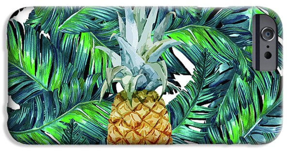 Dissing iPhone 6 Case - Summer by Mark Ashkenazi