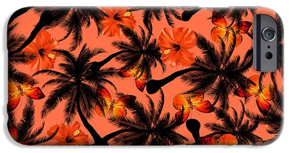 Dissing iPhone 6 Case - Summer Time 2 by Mark Ashkenazi