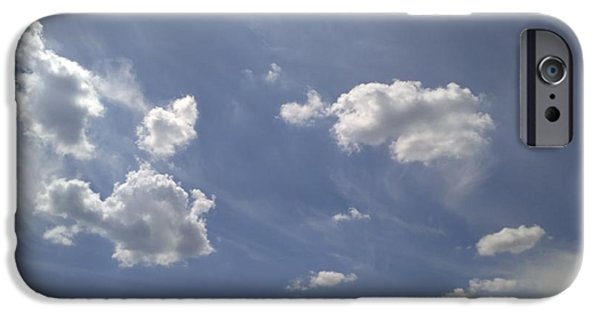 Summertime Sky Expanse IPhone 6 Case