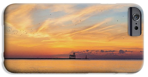 IPhone 6 Case featuring the photograph Sunrise And Splendor by Bill Pevlor