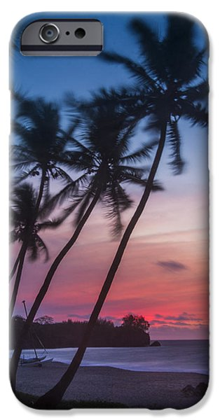 Sunset In Paradise IPhone 6 Case
