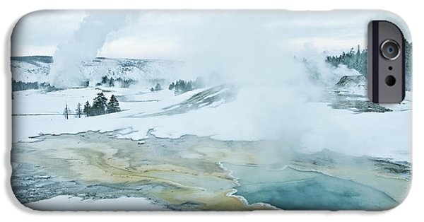 Surreal Landscape IPhone 6 Case by Gary Lengyel