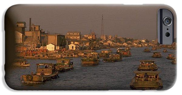 Suzhou Grand Canal IPhone 6 Case