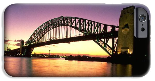 Sydney Harbour Bridge IPhone 6 Case by Travel Pics
