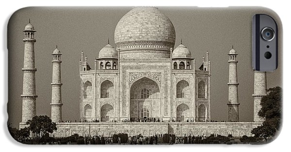 Taj Mahal IPhone 6 Case by Hitendra SINKAR