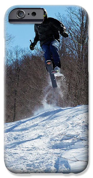 IPhone 6 Case featuring the photograph Taking Air On Mccauley Mountain by David Patterson