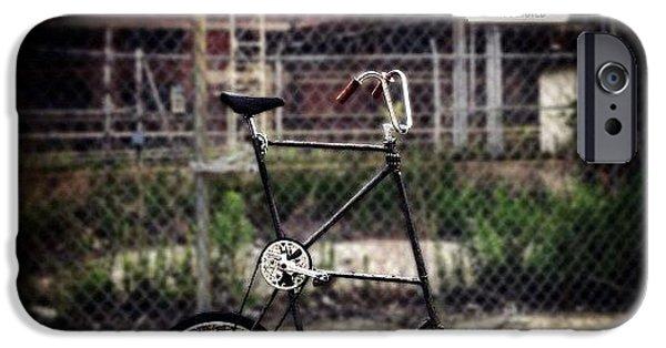Tall Bike IPhone 6 Case