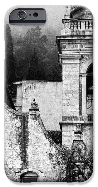 Taormina Church Detail IPhone 6 Case