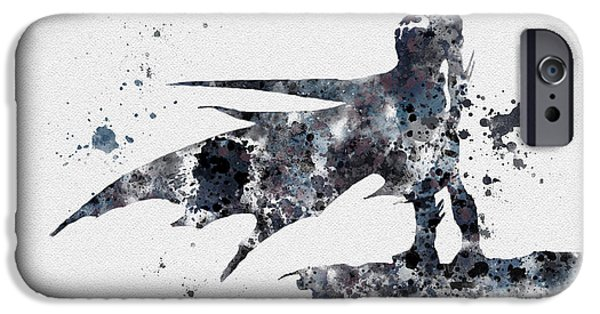 Bat iPhone 6 Case - The Bat by My Inspiration