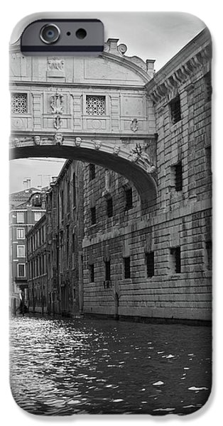 The Bridge Of Sighs, Venice, Italy IPhone 6 Case by Richard Goodrich