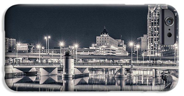IPhone 6 Case featuring the photograph The Bright Dark Of Night by Bill Pevlor
