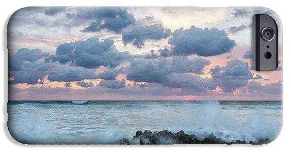 iPhone 6 Case - The Coastline In Jupiter, Florida by Jon Glaser
