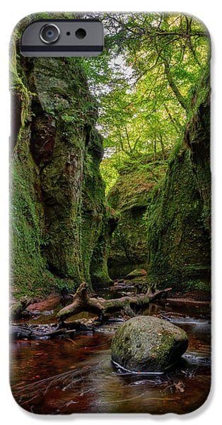 The Devil Pulpit At Finnich Glen IPhone 6 Case