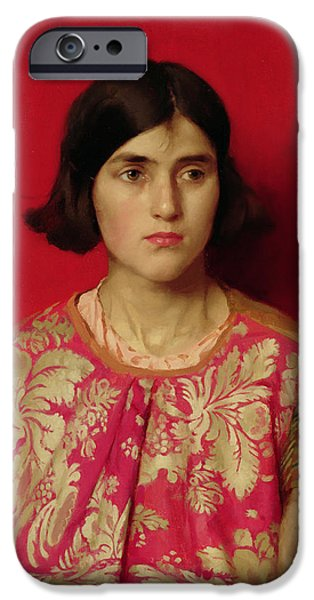 Dump iPhone Cases - The Exile - Heavy is the Price I Paid for Love iPhone Case by Thomas Cooper Gotch