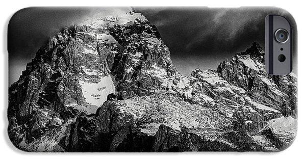The Grand Teton IPhone 6 Case by Gary Lengyel