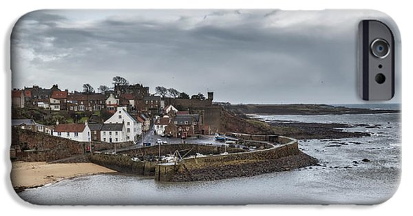 The Harbour Of Crail IPhone 6 Case