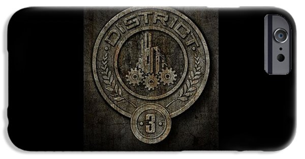promo code 57272 0cff1 The Hunger Games iPhone 6 Cases | Fine Art America