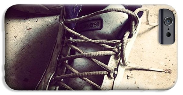 The Shoes He Left Behind IPhone 6 Case by Dana Coplin