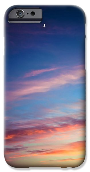 Seagull iPhone Cases - The Sky iPhone Case by Svetlana Sewell