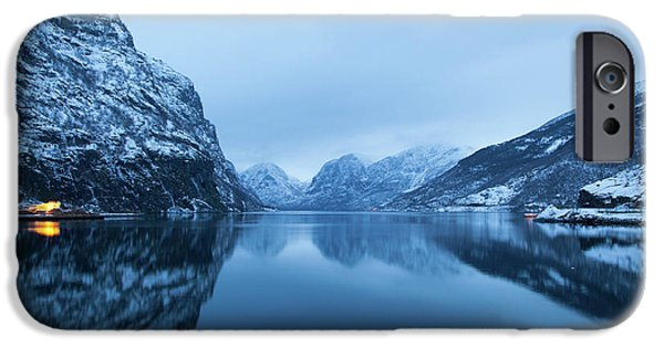 The Stillness Of The Sea IPhone 6 Case by David Chandler