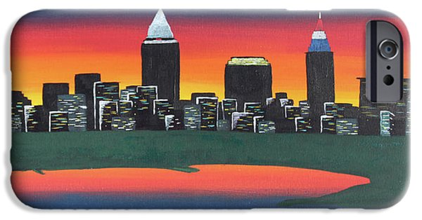 This Is Cle IPhone 6 Case by Cyrionna The Cyerial Artist