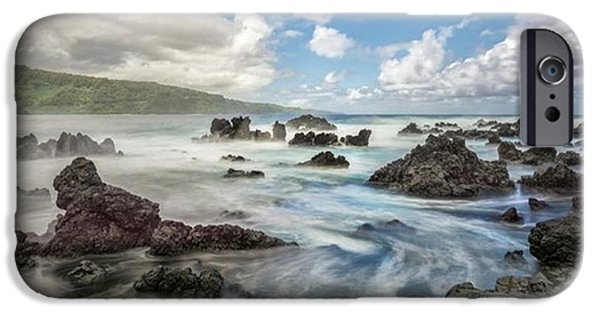 iPhone 6 Case - This Photograph Was Captured On The by Jon Glaser