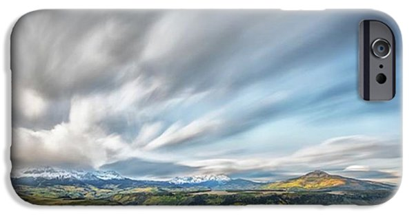 iPhone 6 Case - This Photograph Was Taken At A Meadow by Jon Glaser
