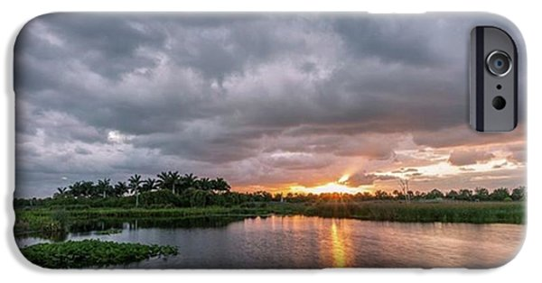 iPhone 6 Case - This Photograph Was Taken In The by Jon Glaser