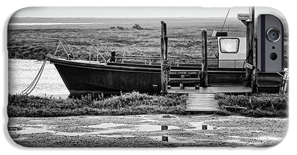 Thornham Harbour, North Norfolk IPhone 6 Case