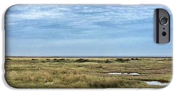 iPhone 6 Case - Thornham Marshes, Norfolk by John Edwards