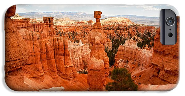 Spectacular iPhone Cases - Thors Hammer iPhone Case by Jane Rix