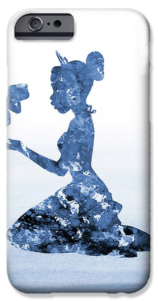 new arrival c1454 065ab Princess Tiana iPhone 6 Cases   Fine Art America